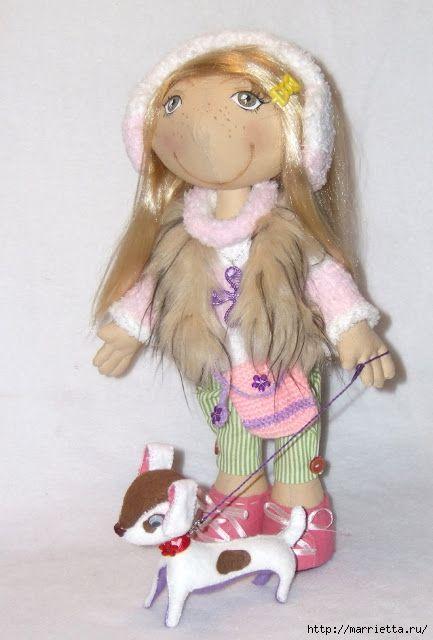 muñeca de tela 3