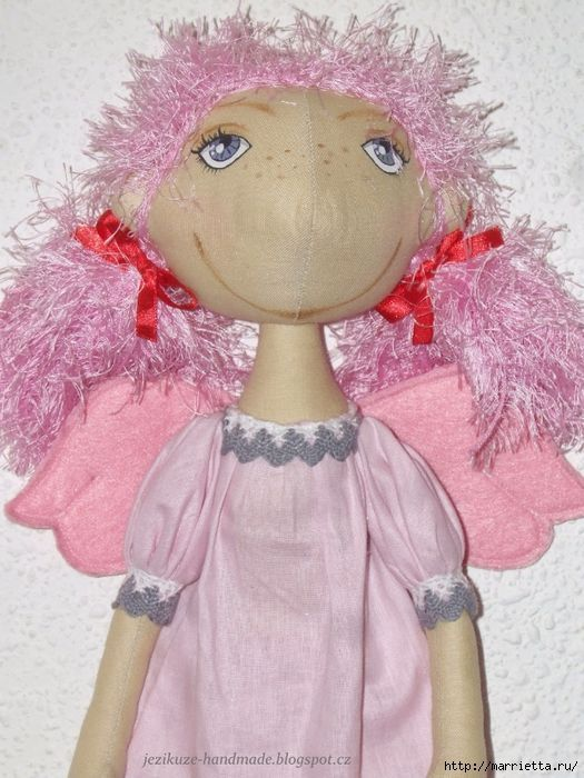 muñecas de tela 61