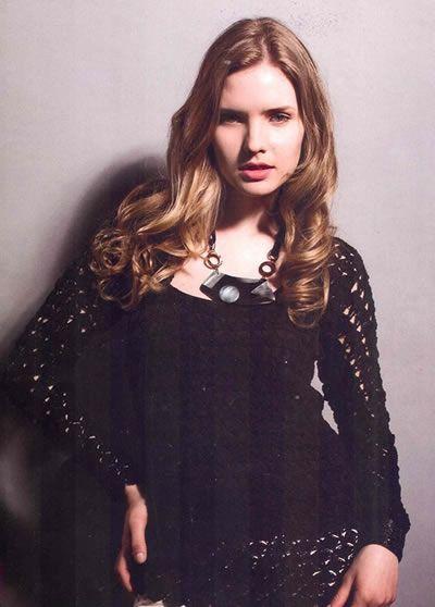 jersey-crochet-calado-negro