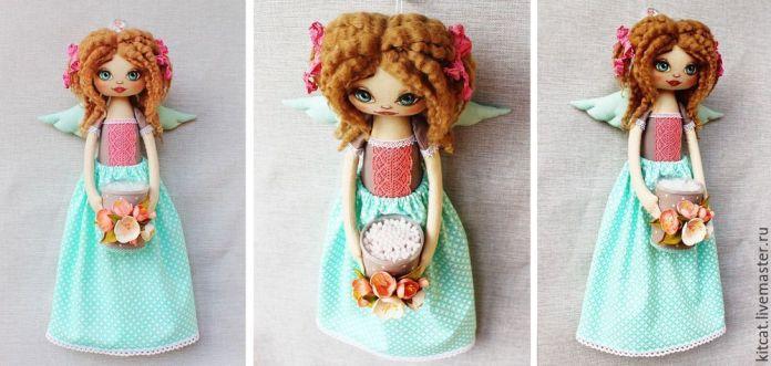 56bab933936 Tutorial completo para hacer una Bella y dulce muñeca de hadas