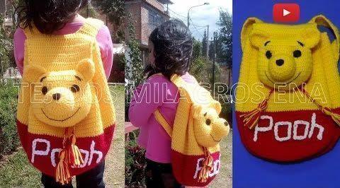 mochila-winnie-pooh-crochet