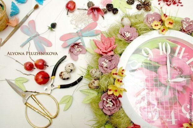 reloj-flores-carton-huevos-38