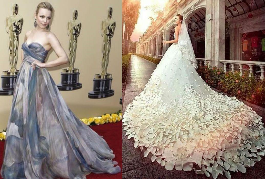vestido-de-novia - Patrones gratis