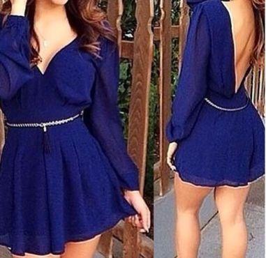 vestido-falda-corta