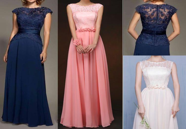 Patrones vestidos fiesta tallas grandes gratis