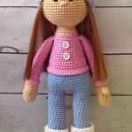 Patrón de Muñeca Crochet Molly