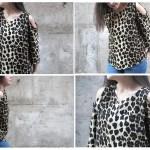 DIY como hacer blusa con hombros descubiertos