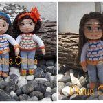 DIY muñeca amigurumi Paola