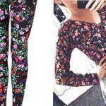 Como hacer una blusa ajustada reciclando unos leggins