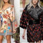 Patrón vestido chaqueta kimono