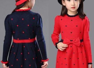 ed93b10e3 Vestido niñas Archivos - Patrones gratis