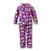 Patrón de Pijama o abrigo infantil
