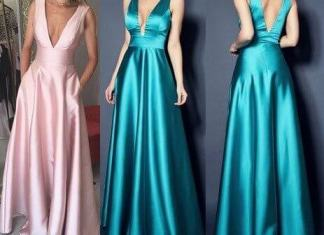 811f015998 Vestidos de Fiesta Archivos - Patrones gratis