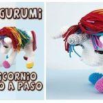 Unicornio amigurumi paso a paso