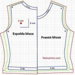 DIY Patrones básicos para blusas