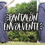 DIY Pantalón Envolvente Fácil