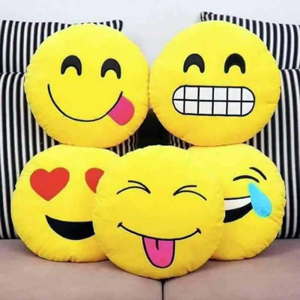 DIY cojines de Emojis