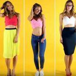 25 Trucos para hacer con ropa