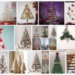 Ideas originales para el árbol de Navidad