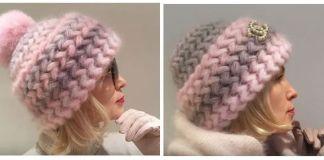 f58bef936 DIY Gorro crochet fácil principiantes