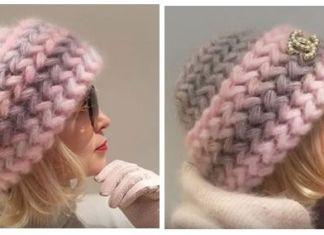 e09ff8ac39b50 DIY Gorro crochet fácil principiantes