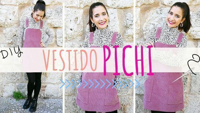 DIY Vestido pichi paso a paso