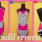 DIY Delantal o Mandil reversible