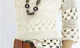 0ce8fd56f Crochet mujer Archivos - Patrones gratis