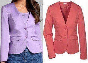 patron para chaquetas de mujer tallas grandes