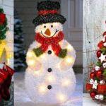 DIY Navidad con 26 ideas de decoración