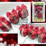 Bolas para el árbol de navidad