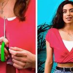 DIY Maneras creativas de transformar tu camiseta