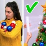 DIY Trucos geniales de arboles de Navidad