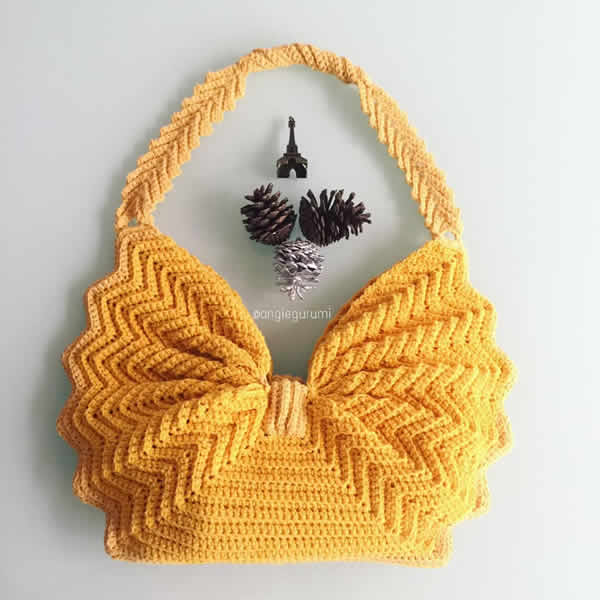 DIY Bolso mariposa Vintage