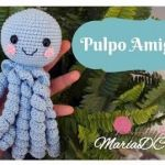Tutorial Pulpo amigurumi