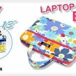 DIY Maletín para portátil o laptop
