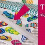 DIY Trucos para plastificar telas fácilmente