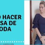 DIY Como hacer una blusa de moda