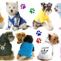 Patrones de ropa para mascotas perros y gatos