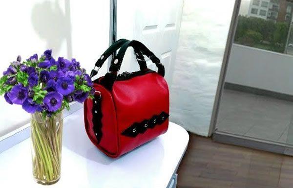 DIY bolso de mano y bandolera