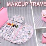 Bolsa de viaje para cosméticos tutorial