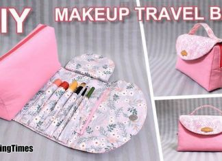 Bolsa de viaje para cosméticos