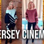 Jersey cinema tejido a punto o dos agujas