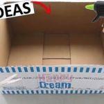 Manualidades fáciles con cajas de cartón