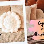 DIY Cojín o Almohadón a crochet