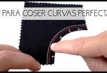 Tip para coser curvas perfectas