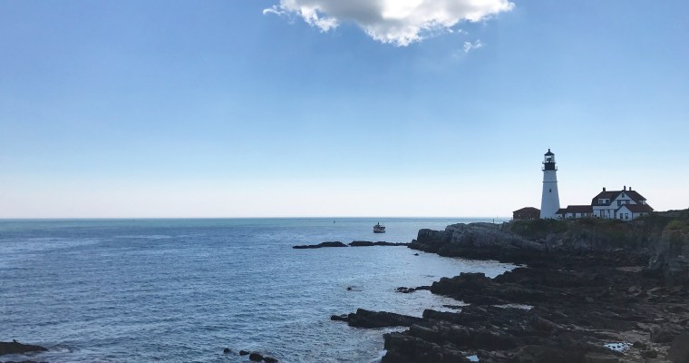 Weekend in Portland, Maine with Kids