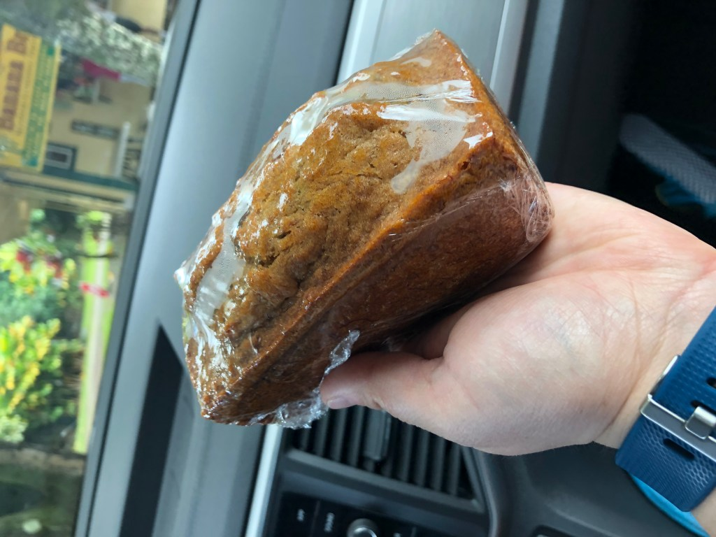 Aunty Sandy's Banana Bread - #RoadtoHana #bananabread #maui #hawaii #roadtohanaeats #mauieats