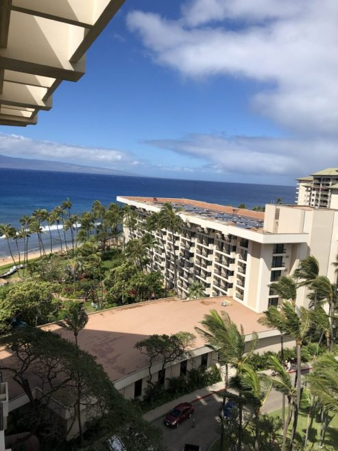Hyatt Regency Maui #hyatt #maui #hawaii #hotel #oceanviews