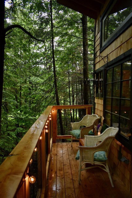 Stone City Treehouse Hardwick, VT #treehouse #vermont #vermontairbnb